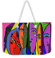 Really? Weekender Tote Bag by Hans Magden