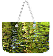 Reams Of Light Weekender Tote Bag