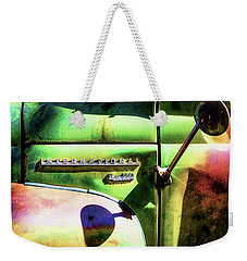 Rear View Mirror Weekender Tote Bag
