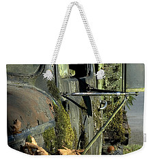 Rearview Weekender Tote Bag