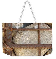 Rebar And Rocks Weekender Tote Bag