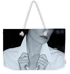 Rebecca Weekender Tote Bag by Hugh Smith