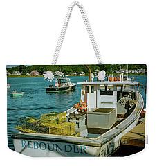 Rebounder Weekender Tote Bag