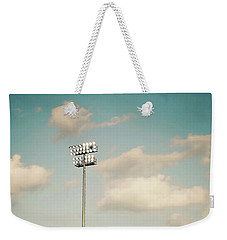 Weekender Tote Bag featuring the photograph Recalling High School Memories by Trish Mistric