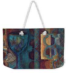 Reciprocation Weekender Tote Bag