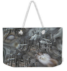 Recital For The Cold And The Eyes - Fourth Movement Weekender Tote Bag