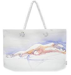Reclining Figure  Weekender Tote Bag