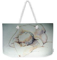 Reclining Study 3 Weekender Tote Bag