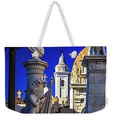Weekender Tote Bag featuring the photograph Recoleta 02 by Bernardo Galmarini