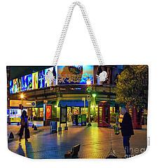 Weekender Tote Bag featuring the photograph Recoleta 03 by Bernardo Galmarini