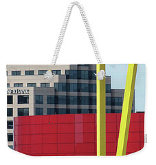Rectangled Up Weekender Tote Bag
