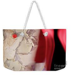 Red #4813 Weekender Tote Bag
