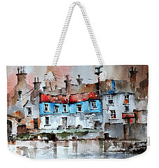 Red And Blue In Ennistymom, Clare.....vb742 Weekender Tote Bag
