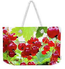 Red And Ripe Weekender Tote Bag