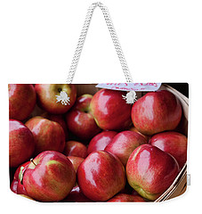 Red Apples Weekender Tote Bag