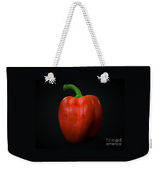 Red Bell Pepper Weekender Tote Bag