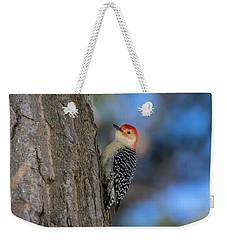 Red-bellied Wodpecker 3 Weekender Tote Bag