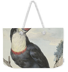 Red Billed Toucan, 1748  Weekender Tote Bag