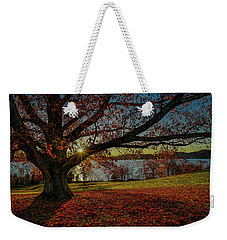 Red Carpet Weekender Tote Bag