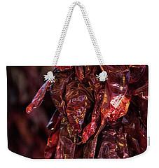 Red Chili Stew Weekender Tote Bag