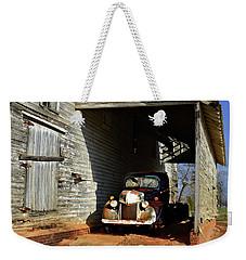 Red Clay History Weekender Tote Bag