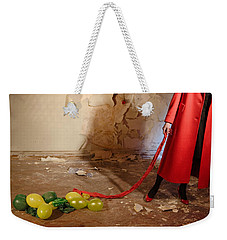 Red Coat #4810 Weekender Tote Bag
