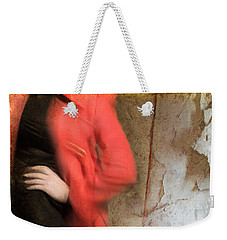 Red Coat #4820 Weekender Tote Bag