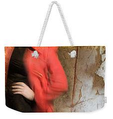 Red Coat #4820 Weekender Tote Bag