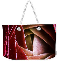 Red Dragon Weekender Tote Bag