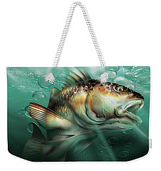 Red Drum Weekender Tote Bag