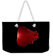 Red Fire Weekender Tote Bag