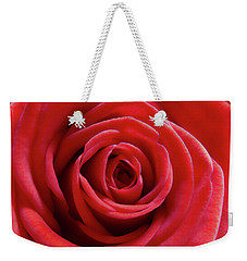 Red Is Gorgeous Weekender Tote Bag