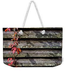 Red Ivy Barn Weekender Tote Bag