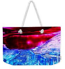 Red Lake Weekender Tote Bag