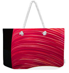 Red Light Cafe Weekender Tote Bag