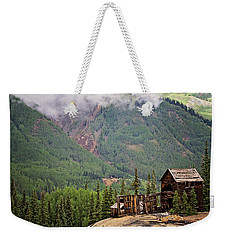 Red Mountain Remnants Weekender Tote Bag