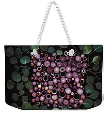 Red Pearl Onions Weekender Tote Bag