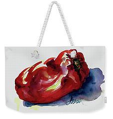 Red Pepper Weekender Tote Bag