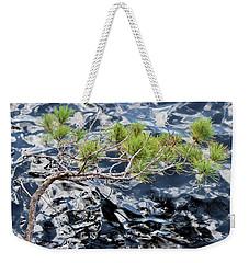 Red Pine Weekender Tote Bag