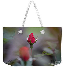 Red Red Rose Weekender Tote Bag