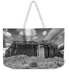 Red Rock Bw Weekender Tote Bag