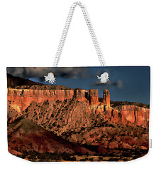 Red Rock Weekender Tote Bag by Hugh Smith