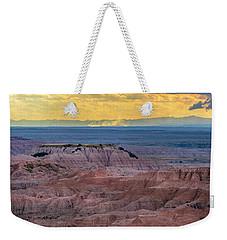 Red Rock Pinnacles Weekender Tote Bag