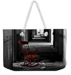 Red Rocker - Preston Castle Weekender Tote Bag