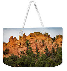 Red Rocks Of Utah Weekender Tote Bag