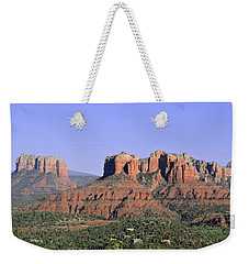 Red Rocks Sedona Weekender Tote Bag