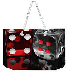 Red Rollers Weekender Tote Bag