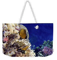 Red Sea Exotic World Weekender Tote Bag