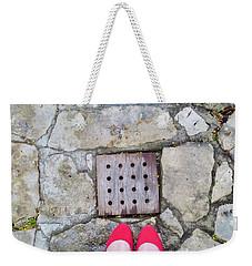 Red Shoes Weekender Tote Bag