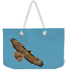 Red Tail Weekender Tote Bag